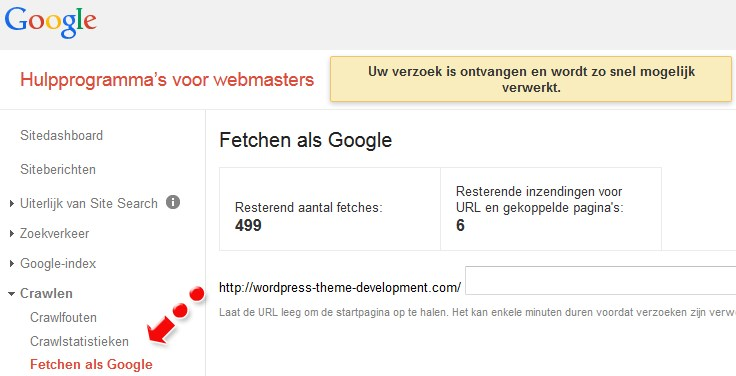 Blog-Google-website-indexeren