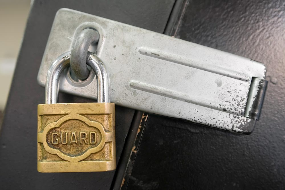 Photo WordPress Security tips