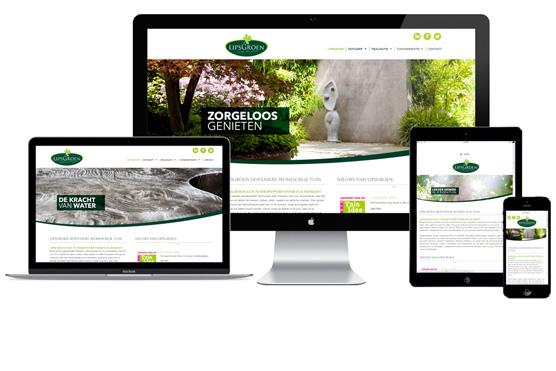 responsive website voorbeelden