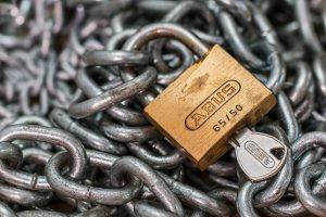 de website is beveiligd met ssl certificaat