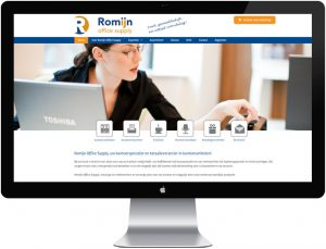 webdesign Romijn Office Supply