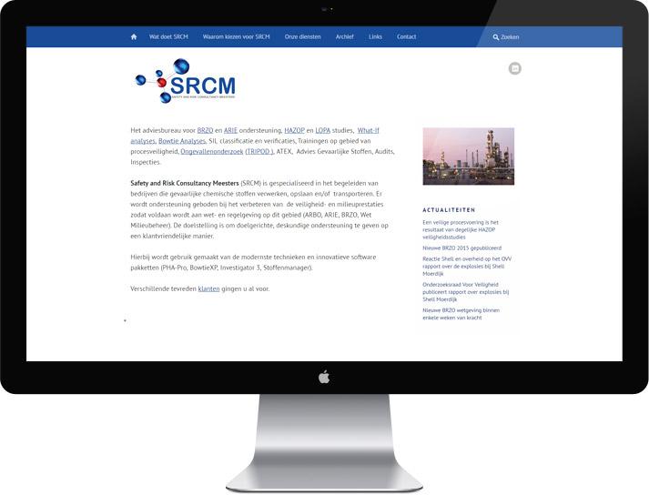 webdesign srcm