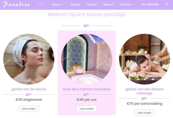 Websites voor niche markten