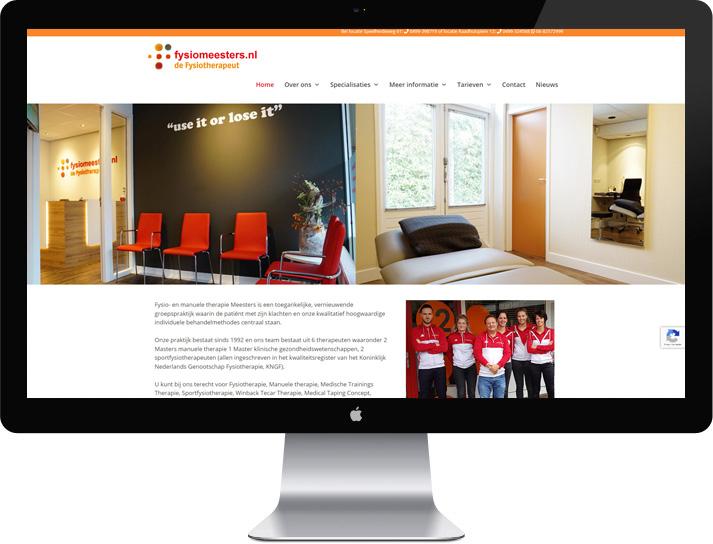 fysiomeesters-website-portfolio-2019
