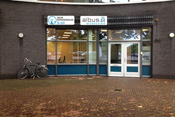 Albus-Webdesign-kantoor-Ridderhof-Oss